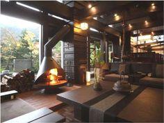 Lobby at Unzen Fukudaya Ryokan | Japanese Guest Houses