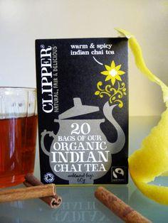 Clipper Indian Chai