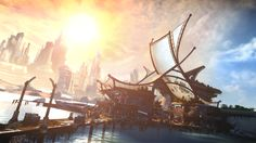 Port of Morrow [Bulletstorm]