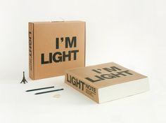 Big I'm Light Notebook