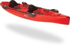 Hobie Odyssey Tandem Kayak 2017 Hibiscus | Click to Learn More.