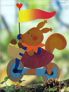 Frohlich-bunte Herbstfenster – jana rakovska – Webová alba Picasa Fall Crafts, Easter Crafts, Crafts For Kids, 3d Craft, Nursery School, Art Plastique, Classroom Decor, Decoration, Art Lessons