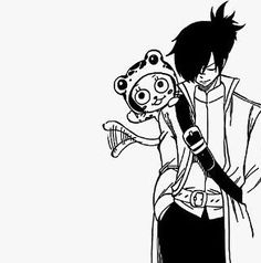 Fairy Tail - Frosch and Rogue