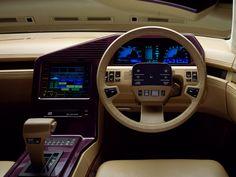 1985 Nissan CUE-X concept