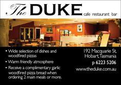 The Duke, Hobart