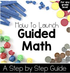 Setting up guided math is a lot like setting up guided reading. Slow and steady wins the race brings sanity for the year. Don't be in a rush to get this launched. Try to enjoy the process. I know it is hard to take your eyes off the prize, but you can get a lot …