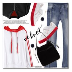 Velvet by fshionme on Polyvore featuring polyvore fashion style French Connection clothing velvet