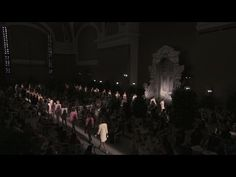"""CHANEL Haute Couture Fall-Winter 2012/13  - Video of the show        Gabrielle """"Coco"""" Bonheur Chanel               19 August 1883"""