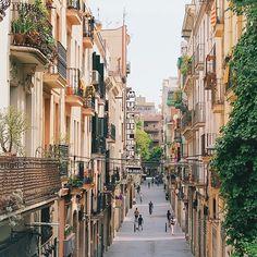 Bon dia Barcelona !!