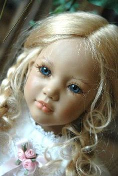 Annette Himstedt doll Jule | Art Dolls | Pinterest