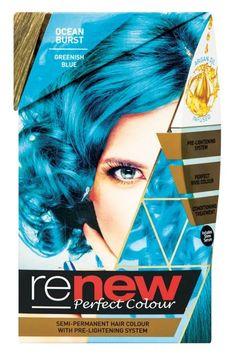 Renew Perfect Colour Semi-permanent Hair Colour Kit / Dis-Chem - Pharmacists who care Semi Permanent Hair Color, Pharmacists, Color Kit, Hair Colour, Vivid Colors, Apothecaries
