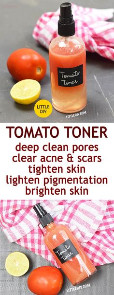 Toner plays an important part in any skin care regime- it cleanses pores, hydrates skin and prepares it for the next skin care step which is moisturizing. If you frequently get breakouts and want to READ MORE. Skin Firming, Skin Brightening, Beauty Care, Beauty Skin, Beauty Hacks, Diy Beauty, Beauty Guide, Beauty Ideas, Homemade Beauty