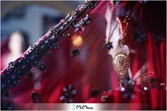 Red Bridal Dress. Mehndi, Henna. Makeup. Jewelry. San Jose, California Wedding Photography.