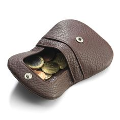 Elk Leather Coin Purse - Manufactum...38gpm