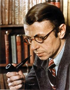 Jean-Paul Sartre, Pa
