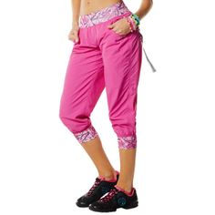 Can't Touch This Cargo Capri |Use affiliate code 10SALE or shop thru this link to get 10% off! http://www.zumba.com/en-US/store/US/affiliate?affil=10sale
