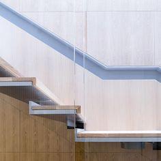 The Garden Building, Lincoln College, Oxford | Stanton Williams Architects