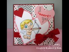 AmyR's 2013 Valentine Cards - Card 7