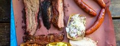 Franklin Barbecue is one of The Best Restaurants in America, 2017.