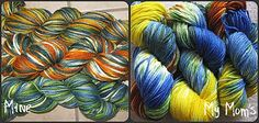 Dye your own yarn! I'm doing this in the summer!