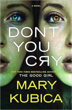 Favorite book in May:  Review - https://bluemondaysnomore.wordpress.com/2016/05/04/review-dont-you-cry-by-mary-kubica/
