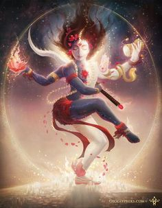 Art is a tool for transformation, on both a personal and planetary level. View imagery of Shiva, Shakti, and Tantra, including the Tantric Marriage. Shiva Shakti, Shiva Art, Hindu Art, Rudra Shiva, Tantra, Indian Gods, Indian Art, Kali Goddess, Divine Goddess