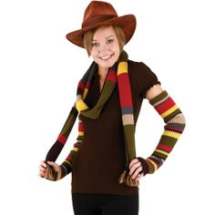 Amazon.com: Doctor Who 4th Doctor Hat: Clothing