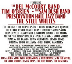 Red Wing Roots Music Festival band lineup - looks great!!