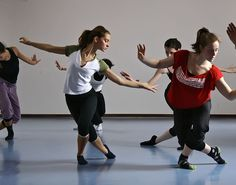 2. Take jazz dance lesson  Remember dirty dancing?!