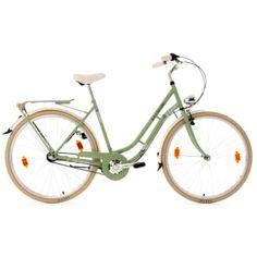 KS Cycling | 28 INCH CITYBIKE CASINO MET 3 VERSNELLINGEN Stadsfiets Dames | groen