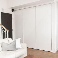 Dorion Project Reveal - Entryway - Valérie De L'Étoile Interior Design Divider, Room, Furniture, Design, Home Decor, Bedroom, Decoration Home, Room Decor, Rum