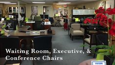 Take a quick look at our showroom! NJ Office Furniture Depot offers a extensive selection of high-quality office furniture suitable for every corporate or home office. We always continue to build a solid reputation as one of New Jersey's most trusted businesses. https://video.buffer.com/v/57ef1b3b3fd534ec23d76bd3