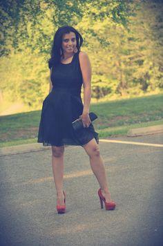 OUTFIT DE EMERGENCIA: LITTLE BLACK DRESS ~ #MARIESTILO
