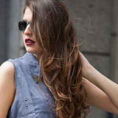 #stealthelook #look #looks #streetstyle #streetchic #moda #fashion #style #estilo #inspiration #inspired #acessorios #oculos #camisa #nozinho #sunglasses