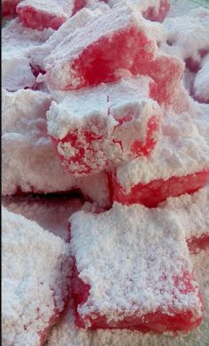 Greek Desserts, Greek Recipes, Cookbook Recipes, Cooking Recipes, Food Cravings, Recipe Box, Diy And Crafts, Raspberry, Food And Drink