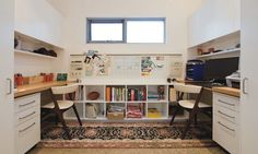 Provide each child with a homework place to get his or her work done @BabyCenter