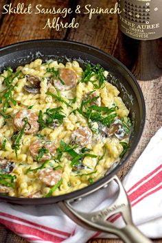 Spice up family pasta night with a sausage recipe that everyone will enjoy.