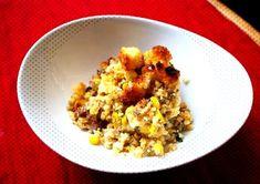 #ingredients #cornbread #wholesome #delicious #stuffing #homeread #chorizo #healthy #italian ... Chorizo Recipes, Italian Sausage Recipes, Sweet Italian Sausage, Fried Rice, Grain Free, Grains, Cornbread Stuffing, Paleo, Corn Bread