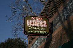 Old Towne Grinder #OldTowneOrange
