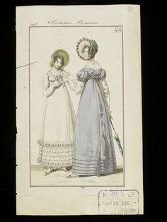 journal des dames et des modes,1817