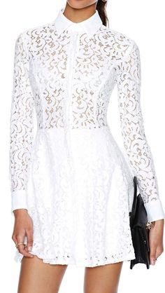 Little White Dress ~...
