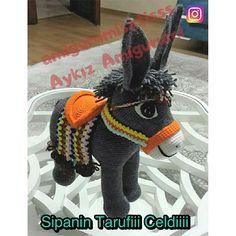 Amigurumi Toys, Amigurumi Patterns, Crochet Patterns, Knitted Dolls, Crochet Toys, Amigurumi For Beginners, Crochet Disney, Diy Crafts To Do, Fox Pattern