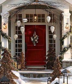 Christmas Front Door!