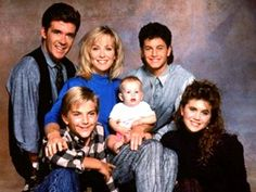 Growing Pains-I had such a crush on Kirk Cameron back in the day!