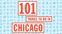 Feeling bored? We've gathered 101 things to do in Chicago, including attractions, experiences and places that you can't afford to miss.