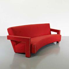 Gerrit Rietveld Utrecht Sofa
