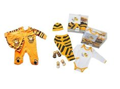 8 Piece Tiger Outfit for Baby 0-3 Months (Playsuit,Onesie,Pants,Hat,Socks,BIbs) Nursery Time,http://www.amazon.com/dp/B00JES90NW/ref=cm_sw_r_pi_dp_Mr-Ctb0JA3YWPNR5