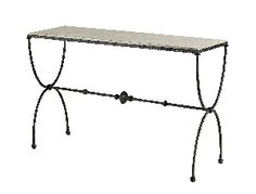 "LunaWarehouse   Agora - 49"" Console Table"