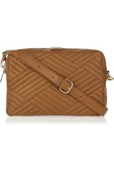 apc brown leather shoulder bag - have been lusting after this for a while...