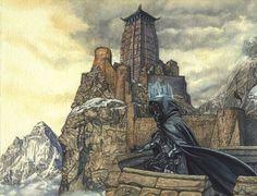 Carn Dûm – Der Herr der Ringe Wiki – Alles über Tolkiens Meisterwerke, Aragorn, Frodo, Gandalf, Sauron und den Einen Ring